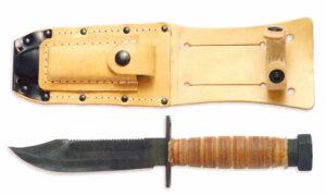 Camillus Jet Pilots Survival Knife